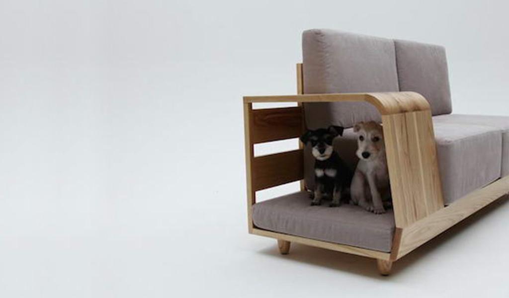 Jacobo prol 10 creativos muebles con dise o para mascotas for Muebles seres